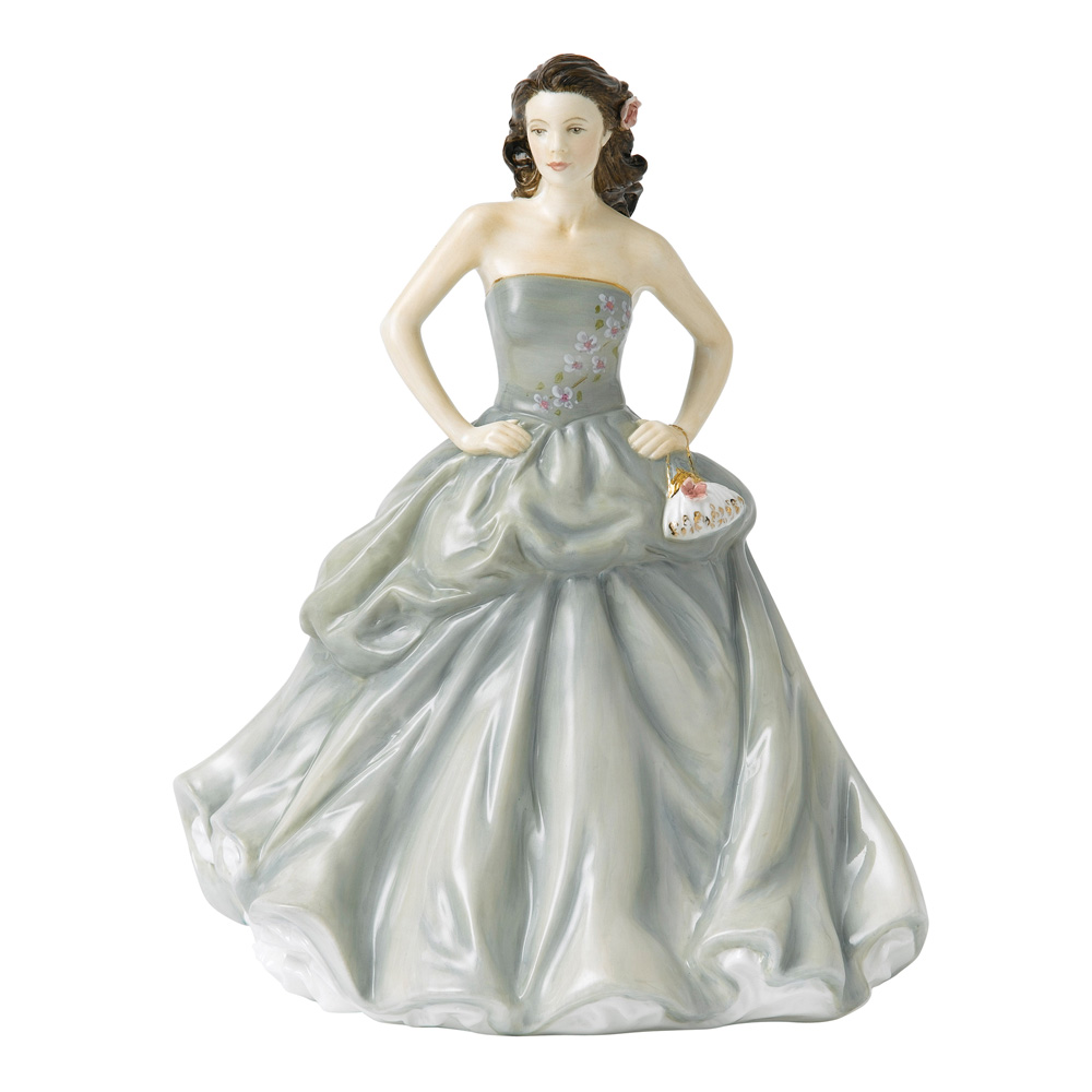 Happy Birthday 2013 HN5587 - Royal Doulton Figurine - Full Size
