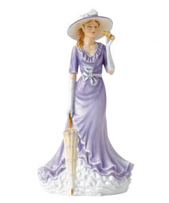 Happy Birthday 2014 HN5672 - Royal Doulton Figurine