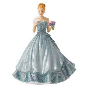 Happy Birthday 2015 HN5729 - Royal Doulton Figurine