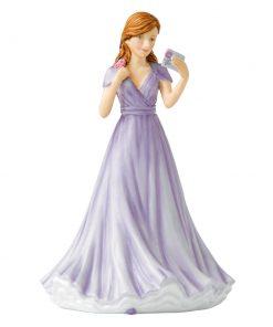 Happy Days (Mini) HN5687 - Royal Doulton Figurine
