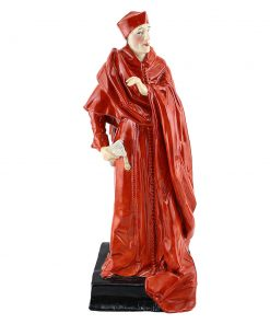 Henry Irving Cardinal W - Royal Doulton Figurine