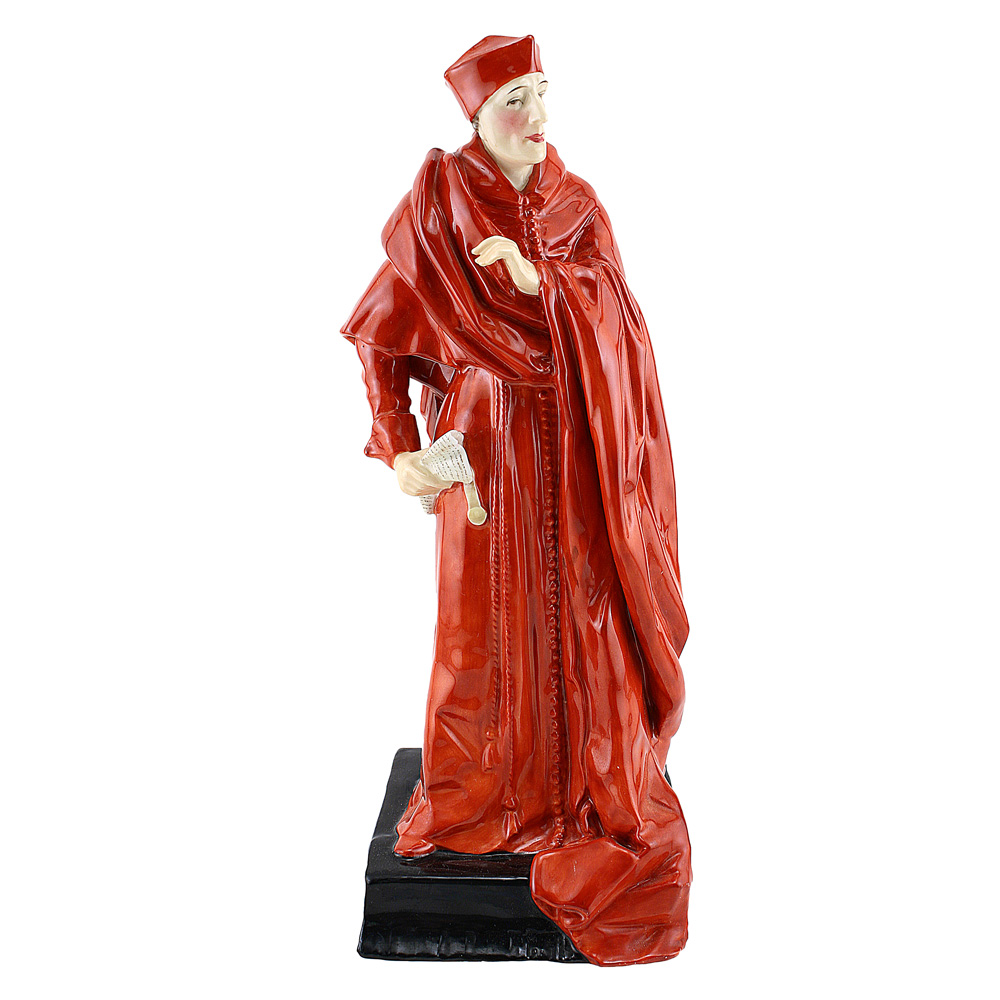 Henry Irving Cardinal W - Royal Doulton Figurine