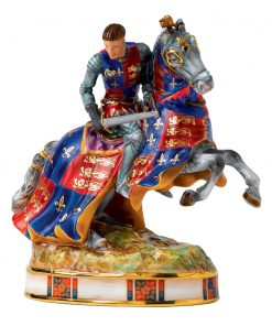 Henry V at Agincourt HN5656 - Royal Doulton Figurine