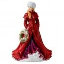 Holiday Greetings HN5583 - 2013 Christmas Day Figure of the Year - Royal Doulton Figurine