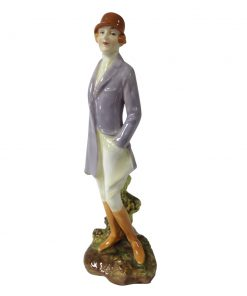 Hunts Lady HN1201 - Royal Doulton Figurine