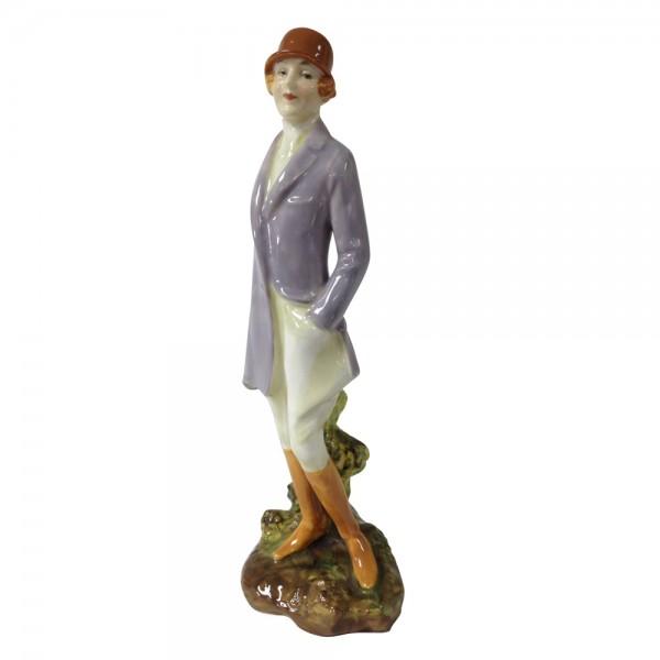 Hunts Lady HN1201 - Royal Doulton Figurine