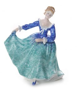 Janette - Royal Doulton Figurine