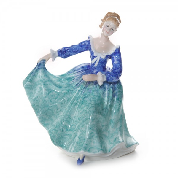 Janette - Royal Doulton Figurine