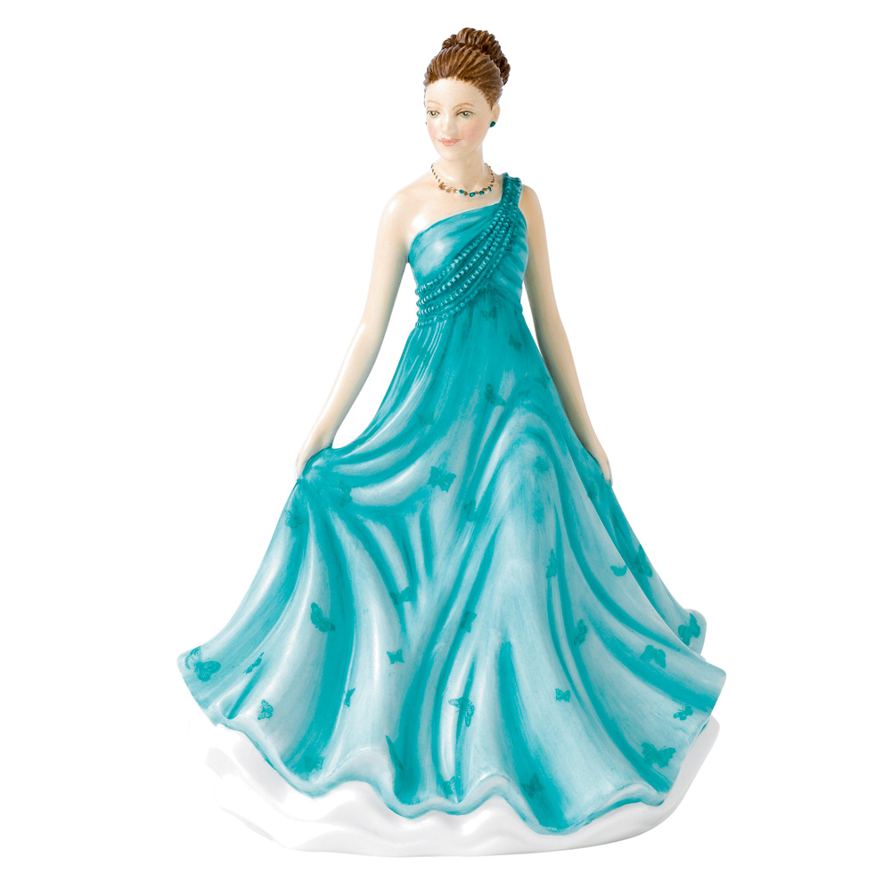 Janice Petite HN5698 - Royal Doulton Figurine