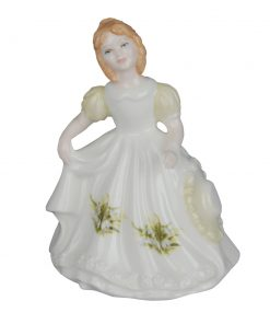 January HN3330 - Royal Doulton Figurine