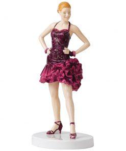 Jive HN5446 - Royal Doulton Figurine - Dance Collection