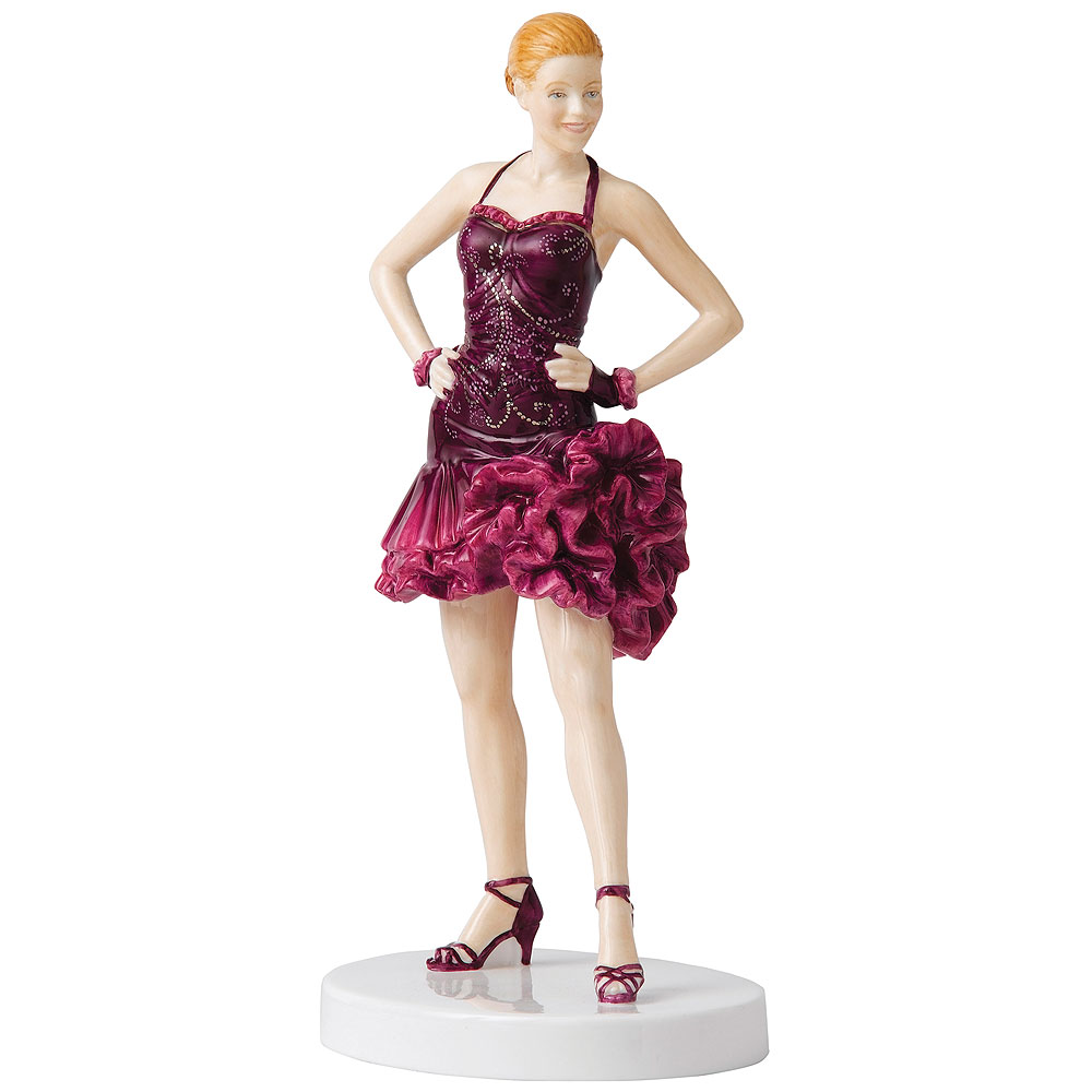 Jive HN5446 - Royal Doulton Figurine - Dance Collection