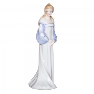 Juliet Miniature Figure - Royal Doulton Prototype - Royal Doulton Figurine