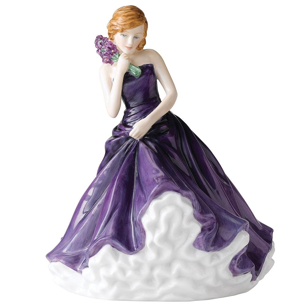 July HN5506  - Royal Doulton Petite Figurine