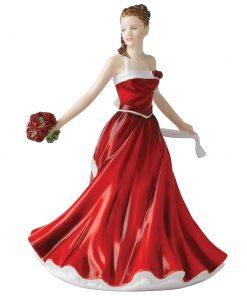 June HN5505  - Royal Doulton Petite Figurine