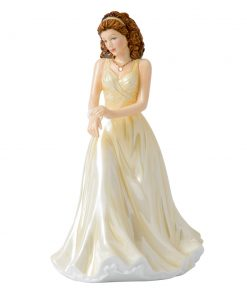 June Pearl HN5631 - Royal Doulton Figurine