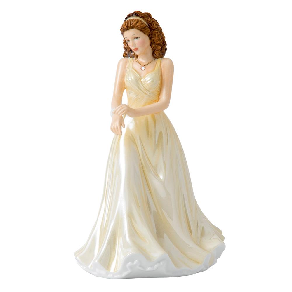 June Pearl HN5631 - Royal Doulton Figurine