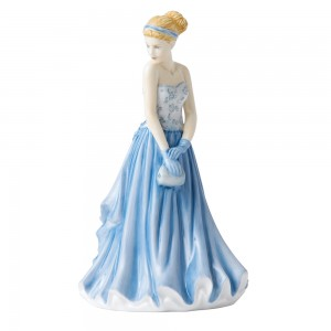 Kate HN5591 - Royal Doulton Mini Figurine