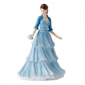 Kathy HN5622 - Royal Doulton Figurine - Full Size