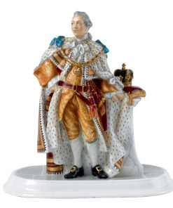 King George III HN5746 - Royal Doulton Figurine
