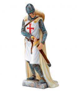 Knight of the Crusade HN5657 - Royal Doulton Figurine