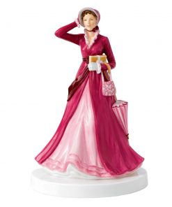 Lady Doulton HN5743 - Royal Doulton Figurine