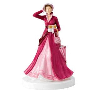 Lady Doulton HN5743 - Royal Doulton Figurine