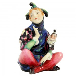 Lady Jester HN1284 - Royal Doulton Figurine