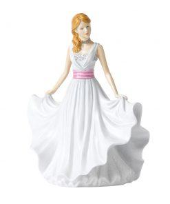 Laura HN5588 2013 - Michael Doulton Event - Royal Doulton Figurine