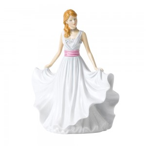 Laura HN5588 2013 - Michael Doulton Event - Royal Doulton Figurine