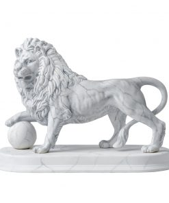 The Lion's Mound HN5747 - Royal Doulton Figurine