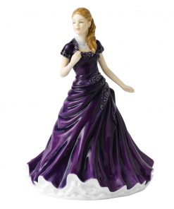 Lisa HN5600 - Royal Doulton Petite Figurine