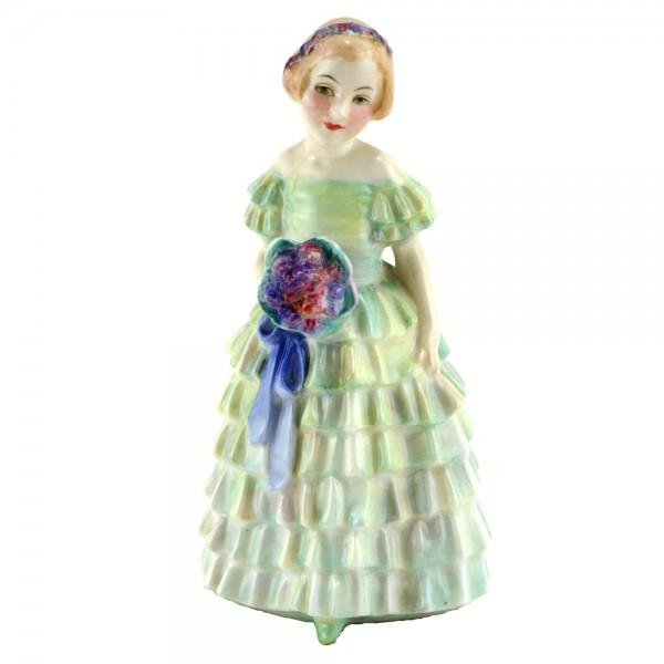 Little Bridesmaid HN1434 - Royal Doulton Figurine