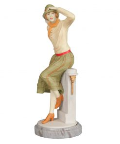 Lucinda (Sculpted) CL3983 - Royal Doulton Figurine