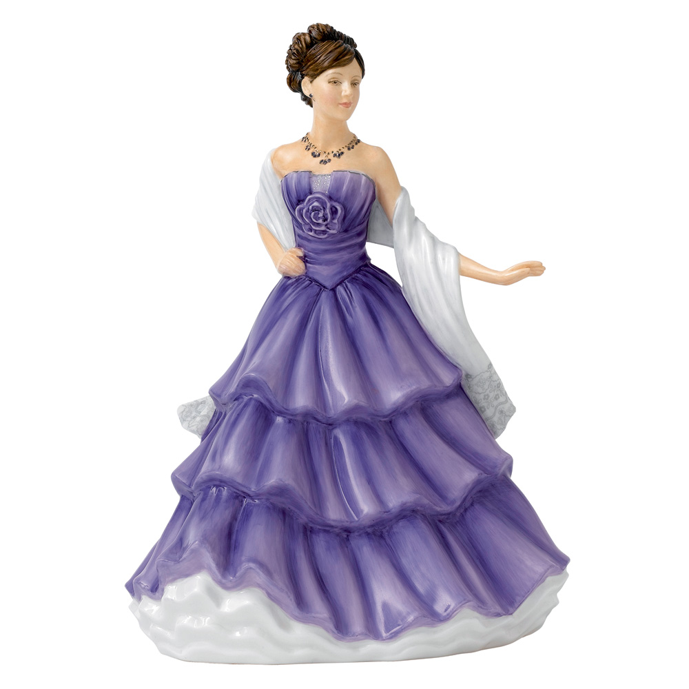Lydia 2015 FOY (Petite) HN5727 - Royal Doulton Figurine