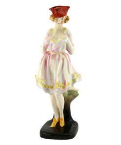 Mam'selle HN0724 - Royal Doulton Figurine