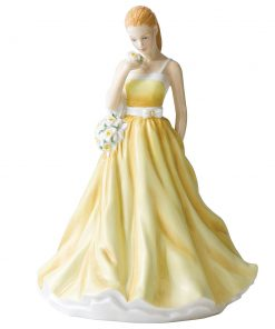 March HN5502  - Royal Doulton Petite Figurine
