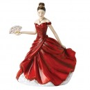 Marie HN5604 - Royal Doulton Figurine - Full Size
