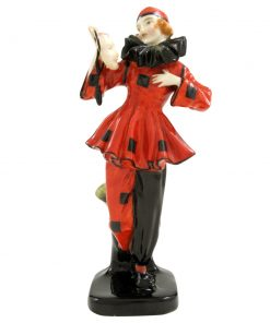 The Mask HN729 - Royal Doulton Figurine