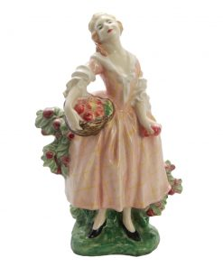 Masquerade (Woman) HN0674 - Royal Doulton Figurine