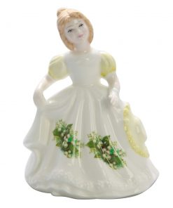 May HN3334 - Royal Doulton Figurine
