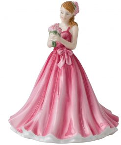May HN5504  - Royal Doulton Petite Figurine