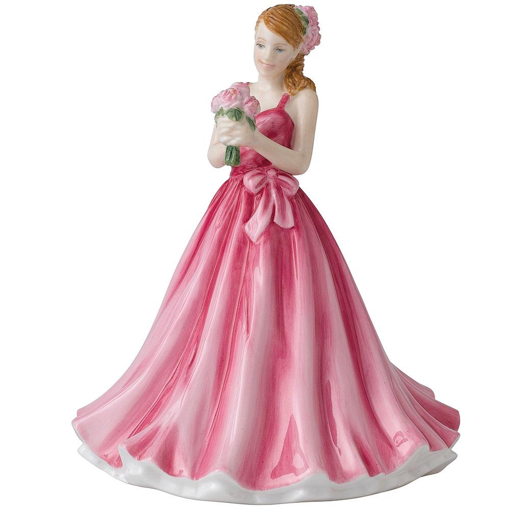 May HN5504  - Royal Doulton Petite Figurine