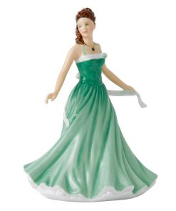 May Emerald HN5630 - Royal Doulton Figurine