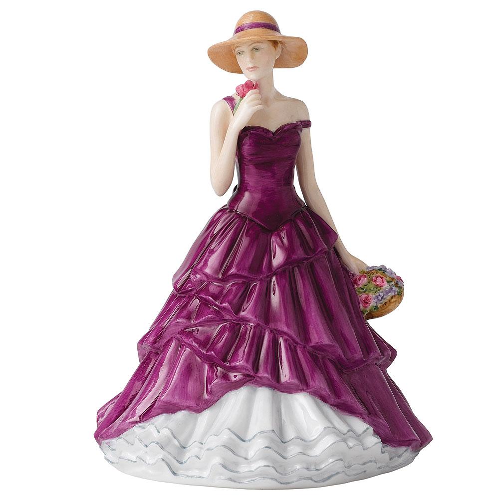 Megan HN5512  - Royal Doulton Petite Figurine