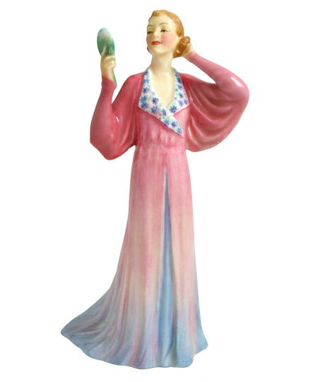 The Mirror HN1852 - Royal Doulton Figurine