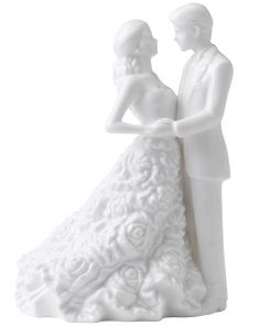 Modern Love HN5424 Cake Topper - Royal Doulton Figurine
