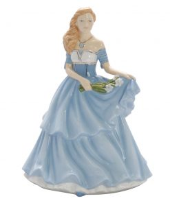 Molly Canadian Petite Figure of the Year 2013 HN5612 - Royal Doulton Figurine