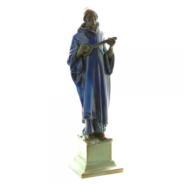 Moorish Minstrel - Royal Doulton Figurine