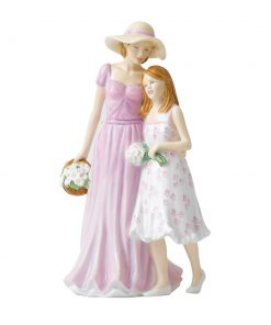 Mothers Day HN5589 2013 - Figure of the Year - Royal Doulton Figurine